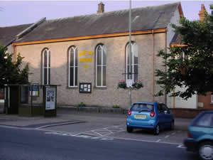 Cullompton baptist Church